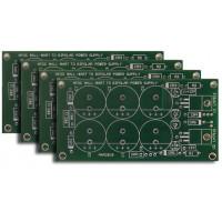 Wall Wart Bipolar Supply - PCB 4 Pack
